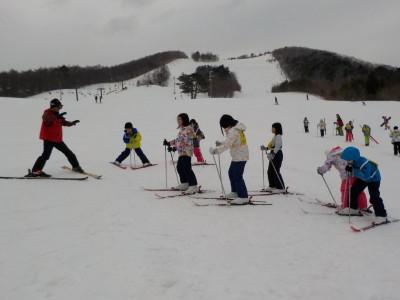 スキー・スノーボード教室⛷