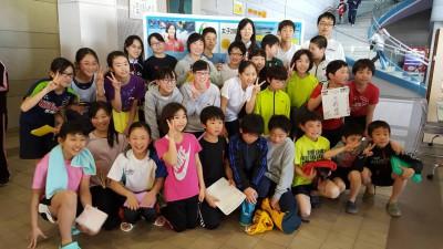 第141回宮城県スイミングクラブ協議会合同水泳記録会